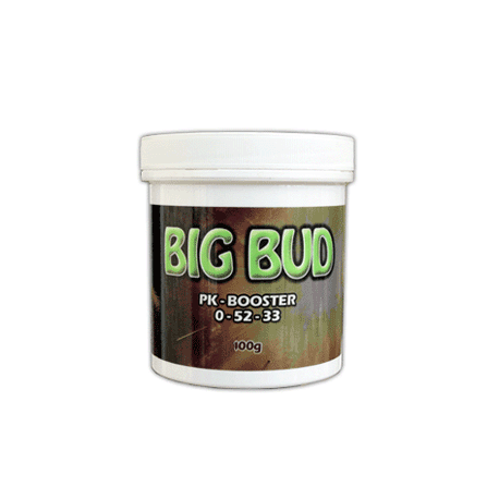 ADN NUTRIENTS© - BIG BUD 100g - PK 52-33